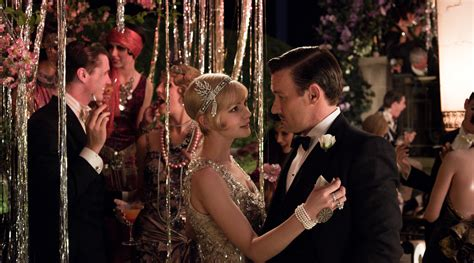 themes of the great gatsby film the great gatsby the 1920s fashion candid magazine