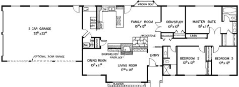 wide house plans designed for the wide shallow lot maximizing livability