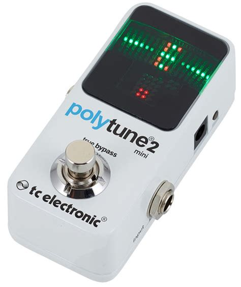 Tc Electronic Polytune2 by Tc Electronic Polytune 2 Mini Thomann