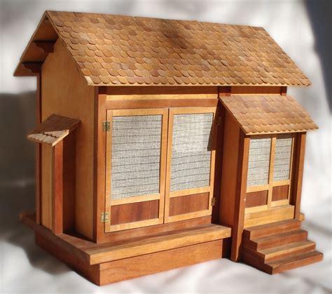 handmade japanese doll house  russell mcrae woodworking custommadecom