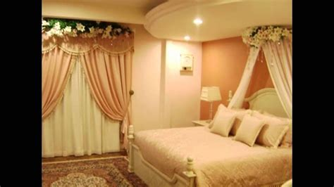 Romantic and Beautiful Bridal Bedroom Decoration Ideas