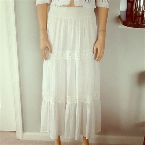 9 Gorgeous Maxi Skirts by 57 Skies Dresses Skirts Beautiful White