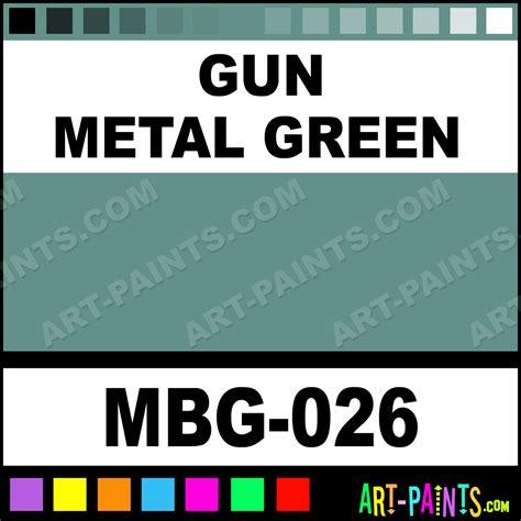 gun metal green cone 6 ceramic paints mbg 026 gun metal green paint gun metal green color