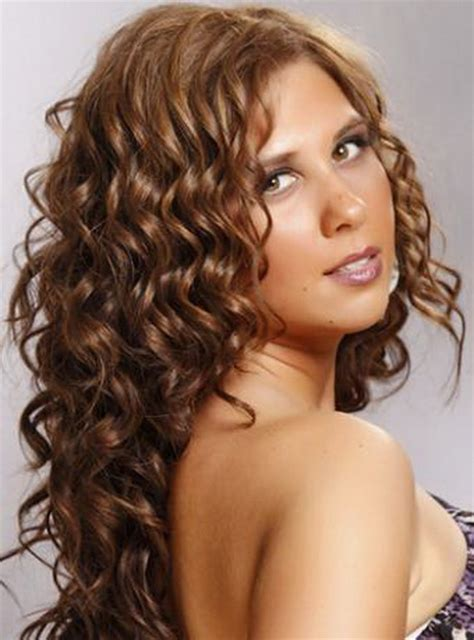 spiral curls toward the face period spiral curly hairstyles