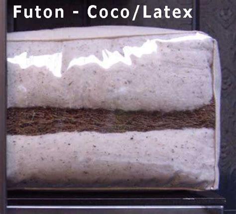 futon 70x200 futon 250 coco 70x200 kokos bomuld tilbud 1 330 00 dkk