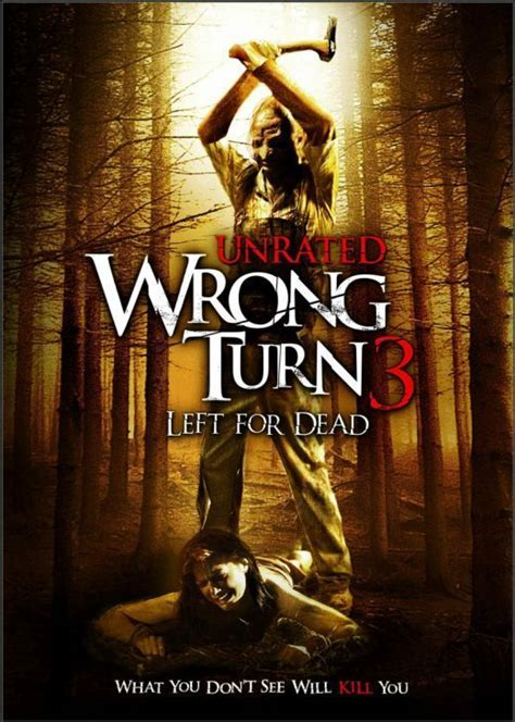 film horror wrong turn horror movies images wrong turn 3 left for dead hd