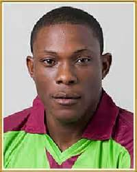 Birth Records Jamaica West Indies Sheldon Cottrell Profile Ipl Clt20 Odis Tests T20 Records West Indies Cric Window
