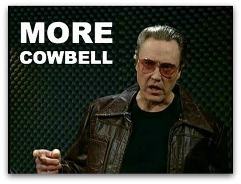 Christopher Walken Cowbell Meme - ic gmk cing gb live