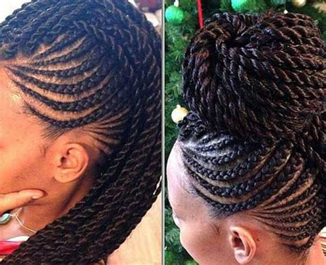 can hot water make yarn braids bone straight 20 braids hairstyles for black women hairstyles