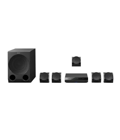 buy sony ht iv300 5 1 dth home theatre system at