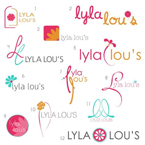 Hair Accessory Business by Logo Design Hair Accessory Business Logo Concepts