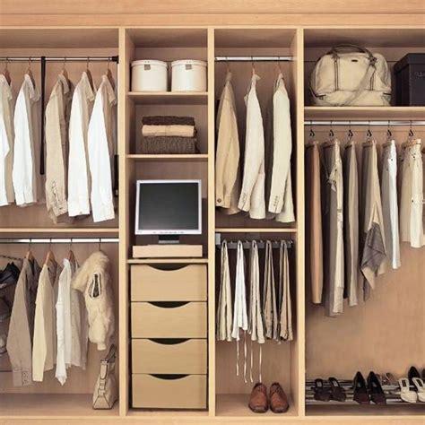 interior lemari tips membuat lemari pakaian untuk kamar yang sempit