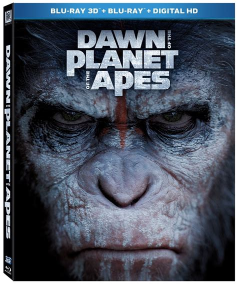 3d The Apes Of The Planet Of The Apes 3d Rental