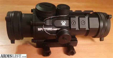 armslist for sale vortex spitfire 3x
