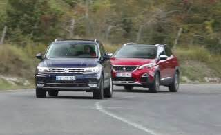 Peugeot 3008 Weight Is The 2017 Peugeot 3008 Better Than The New Volkswagen