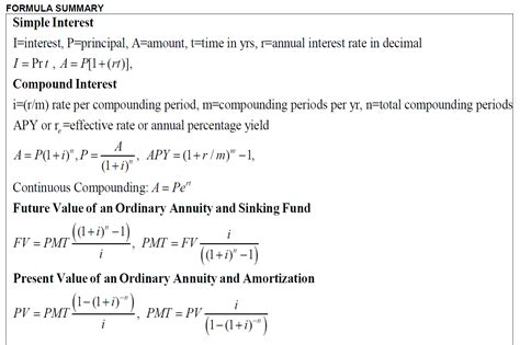 Compounding A P 1 R N Nt A Pe Rt 2 1a simple and compound interest finite math