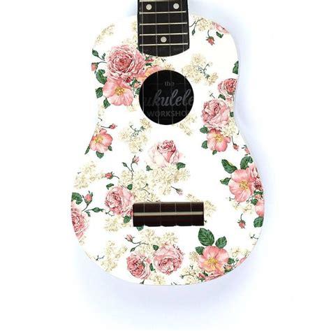 flower design ukulele 17 best images about happy place on pinterest a unicorn