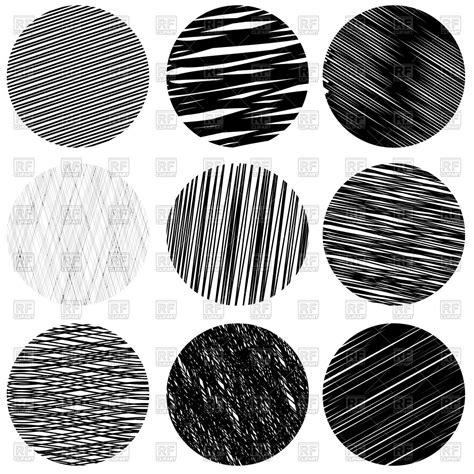 diagonal pattern sketch black diagonal strokes sketch patterns vector image 95996