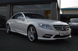 used mercedes cl cl500 cgi blueefficiency 2dr auto