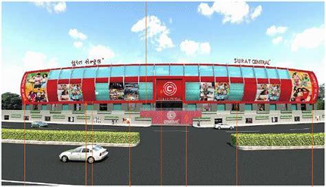 theatre surat central mall and cinemax theatre future surat