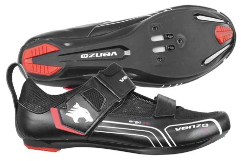 triathlon shoes bike venzo bicycle bike cycling triathlon shoes for shimano spd