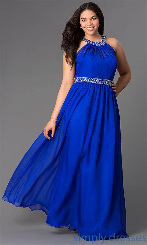 Royal Blue Dresses Plus Size   Cocktail Dresses 2016