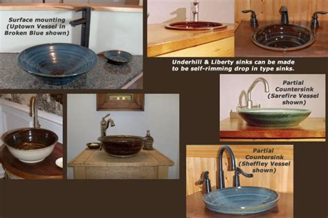 your own vessel sink e c racicot sinks order stoneware sinks sinks