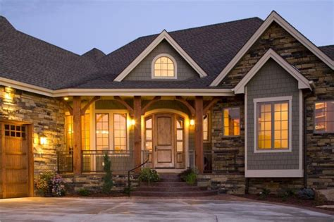 outside of house give your home curb appeal with exterior house lighting