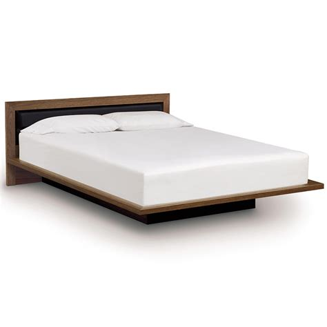 Upholstered Headboard Platform Bed by Copeland Moduluxe Modern Upholstered Platform Bed