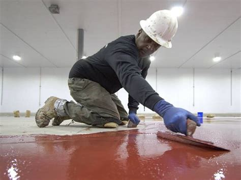 Floor Technician by Surface Technology Inc Provides Flooring Turnaround