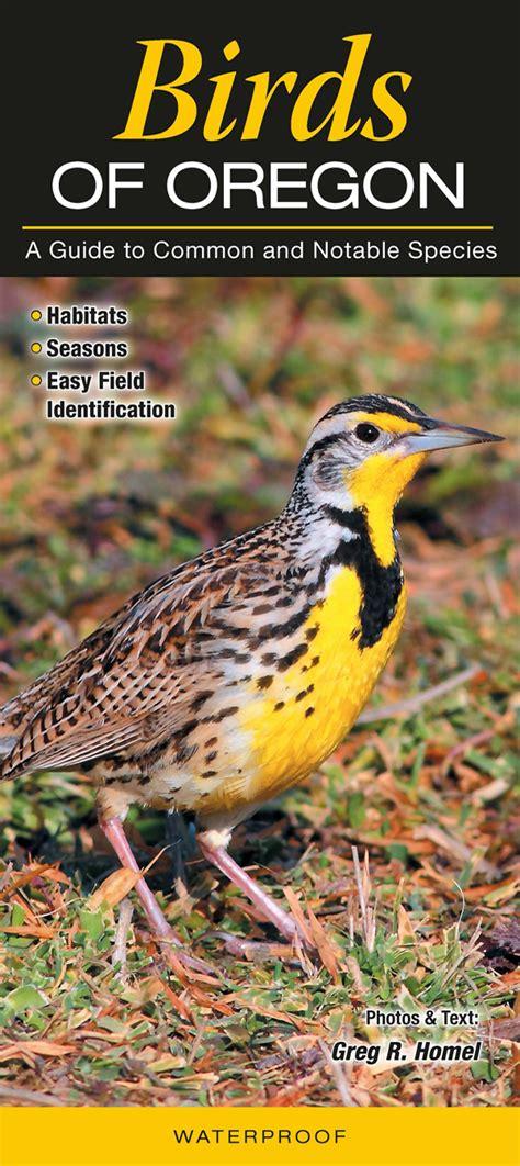 quick reference publishing birds of oregon