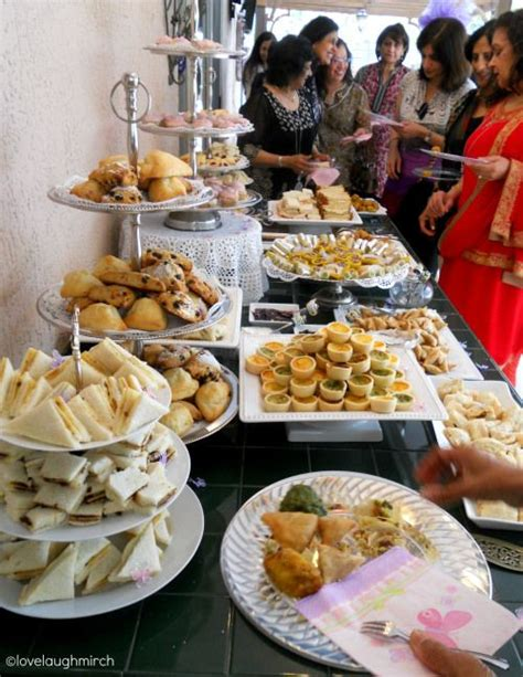 menu ideas for afternoon bridal shower baby shower food ideas baby shower ideas high tea