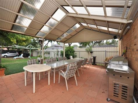 outdoor areas outdoor living design with bbq area from a real australian