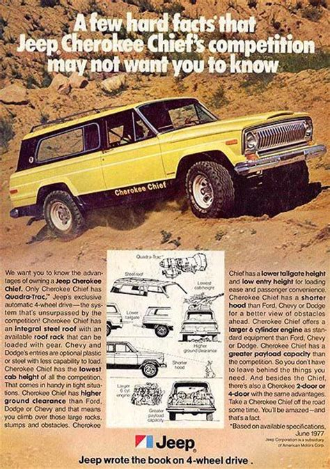 jeep cherokee ads 48 best images about jeep ads 1980s on pinterest jeep