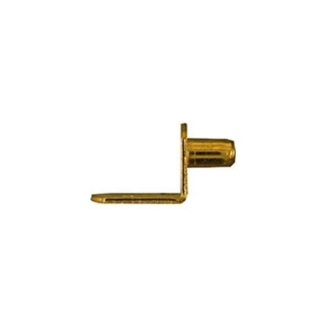 buy the national 224659 brass shelf support visual pack