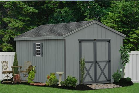 Build A Cheap Storage Shed by Build Shed Workshop Wooden Sheds