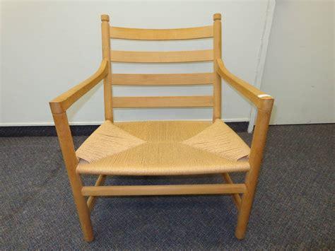 wegner armchair hans j wegner armchair model ch44 for sale at 1stdibs