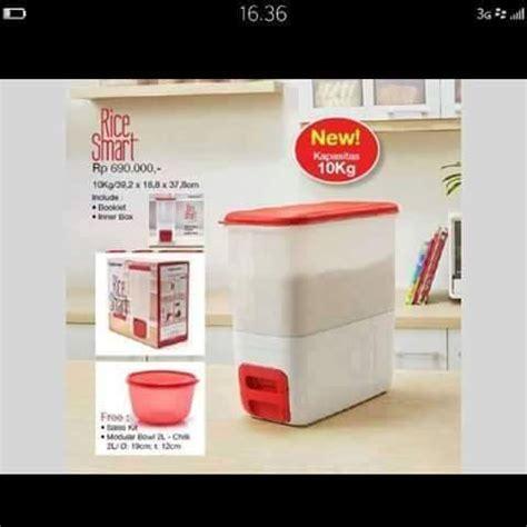 New Tupperware Penyimpanan Beras Rice Smart New Ltd rice smart kedai tupperware bocoran katalog promo