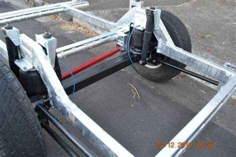 offroad cer road trailer trailing arm suspension best suspension