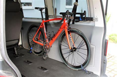 fahrradhalter decke fahrradhalterung vw rennrad news de