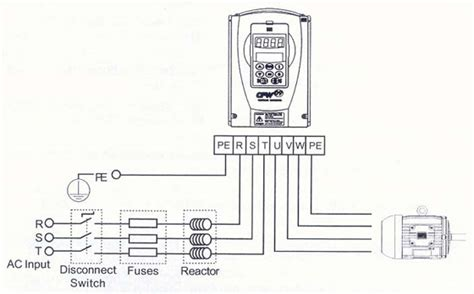 single phase line reactor wiring diagrams wiring diagrams
