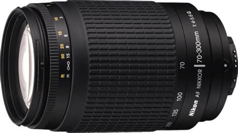 Lensa Nikon Af 70 300 G nikon af zoom nikkor 70 300 mm f 4 5 6g lens nikon