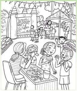highlights pictures worksheets highlights hidden pictures printables images