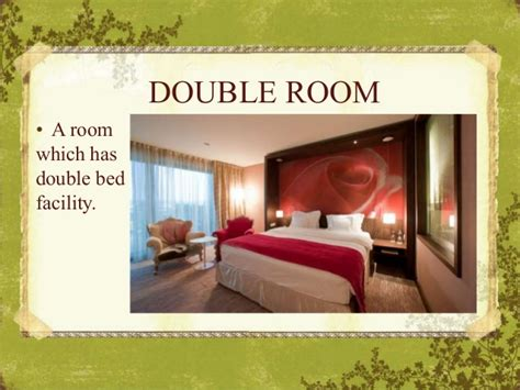 get a room meaning types of hotel rooms
