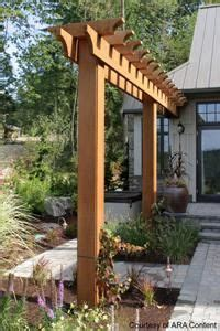 diy arbors  trellises  woodworking plans trellis