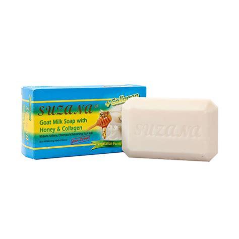 Collagen Soap suzana cosmetics m sdn bhd goat milk soap with honey