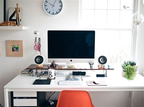 graphic design home decor 27 inspiring workspaces that will make you rethink yours