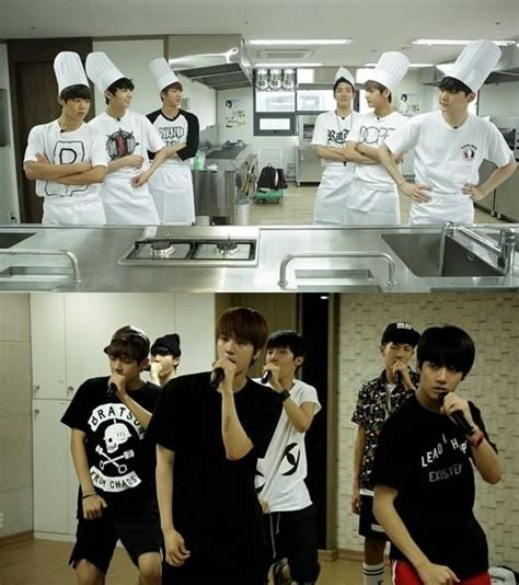 bts rookie king bts bangtan boys to parody it up in variety show rookie