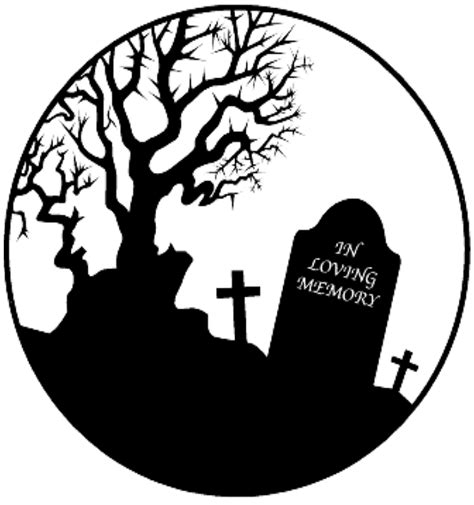tombstone pattern free halloween pumpkin carving