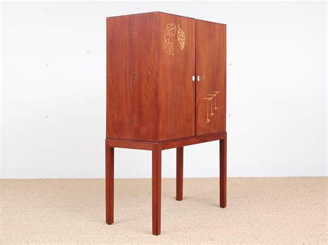 mid century bar cabinet mid century modern bar cabinet in teak galerie m 248 bler
